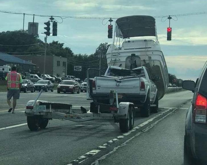 peor día bote