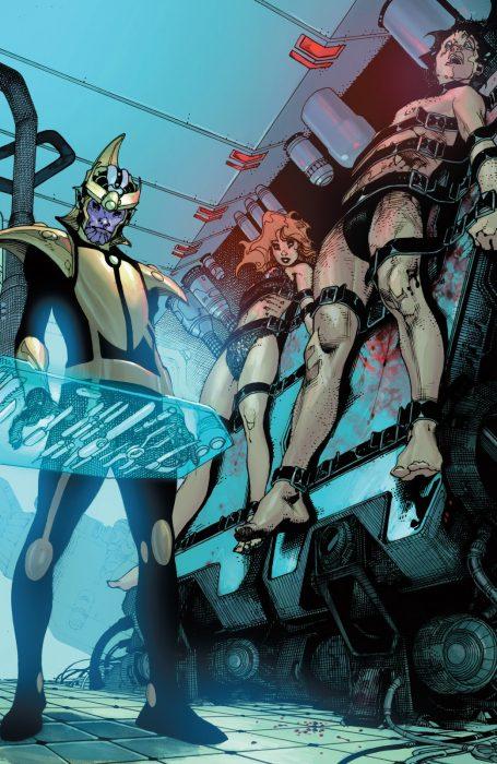 Thanos disecciona