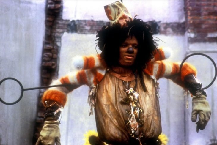 Michael Jackson en The Wiz