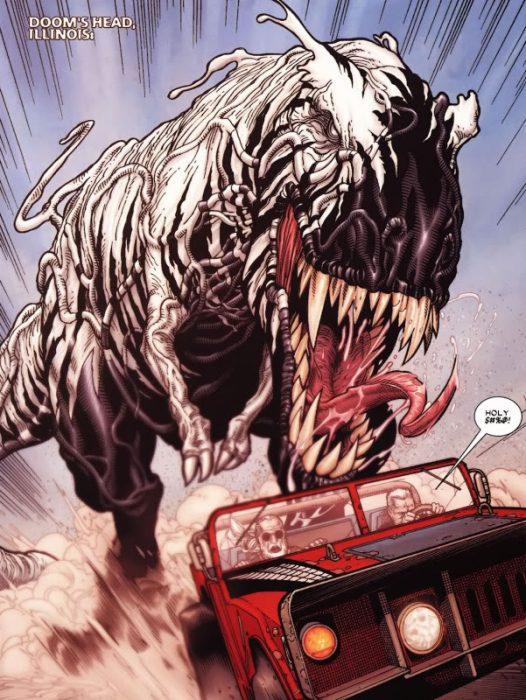 Venomsaurus Rex