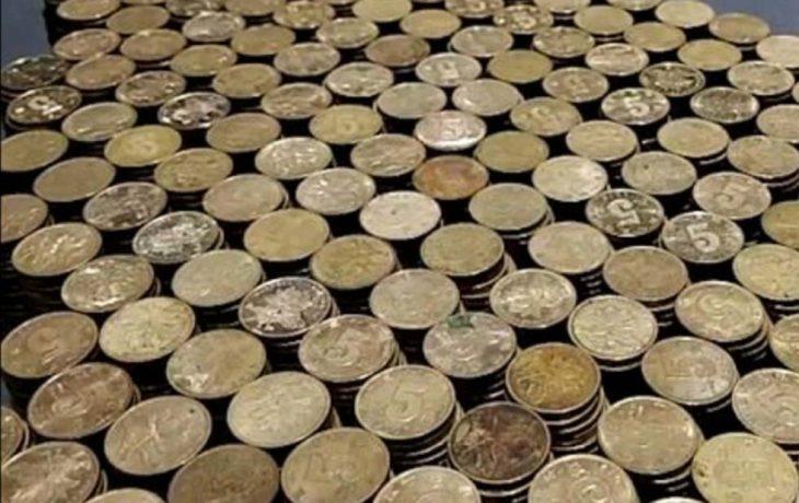 Miles de monedas