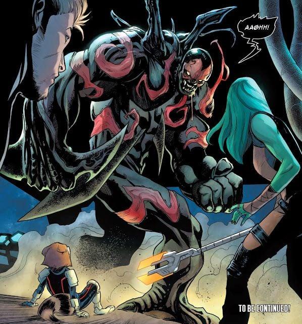Venom Guardianes de la Galaxia
