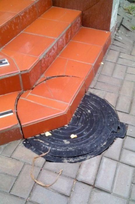 Arquitectos fail tapadera