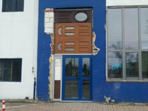 Arquitectos fail puertas