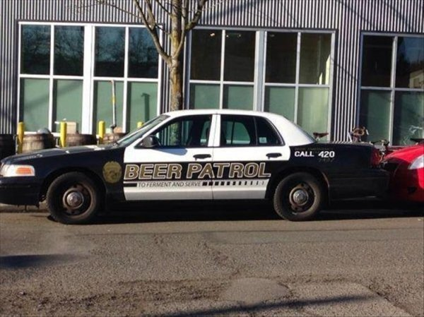 autos feos patrulla