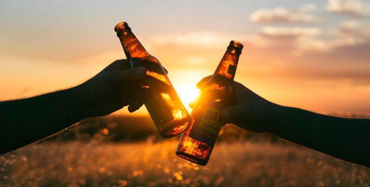beber con tu pareja