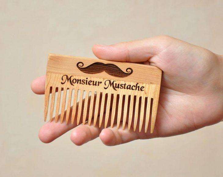 consejos para bigote peine