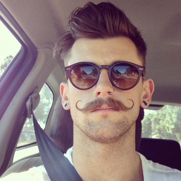 consejos para bigote curvas