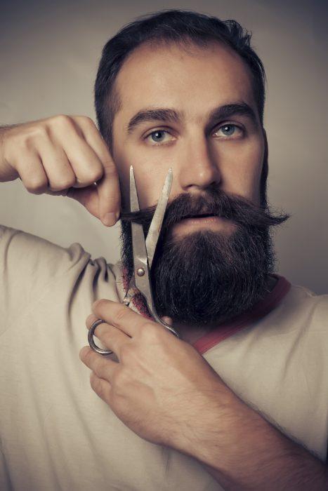 consejos para bigote recortar