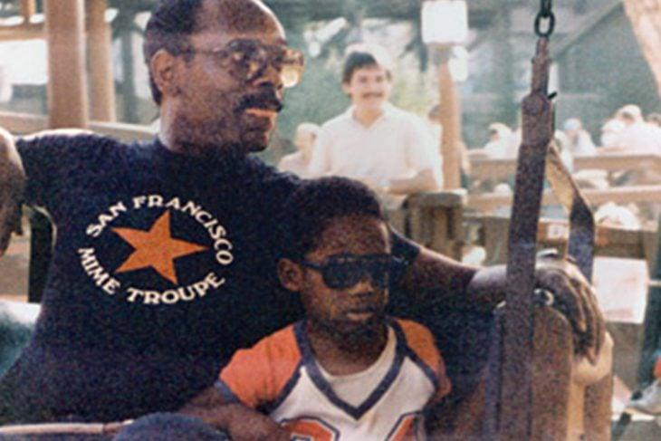 Chris Gardner e hijo