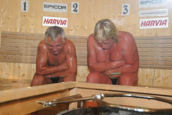 concurso sauna
