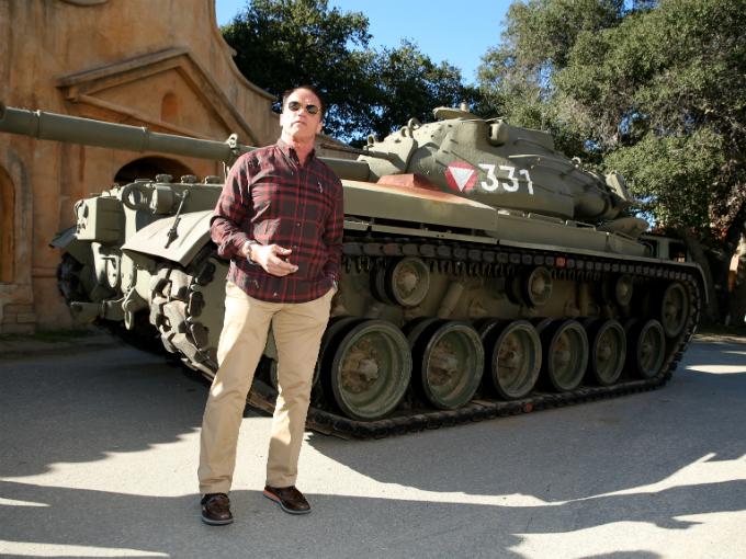 Tanque de Arnold