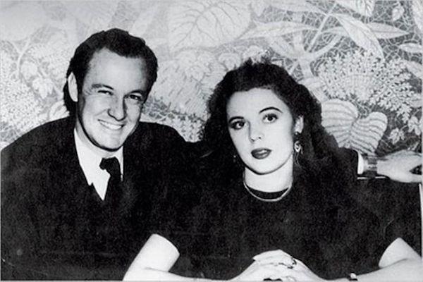 Stan Lee y su esposa