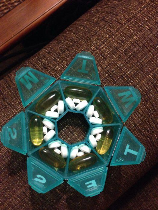 cosas que caben en otras pastillero