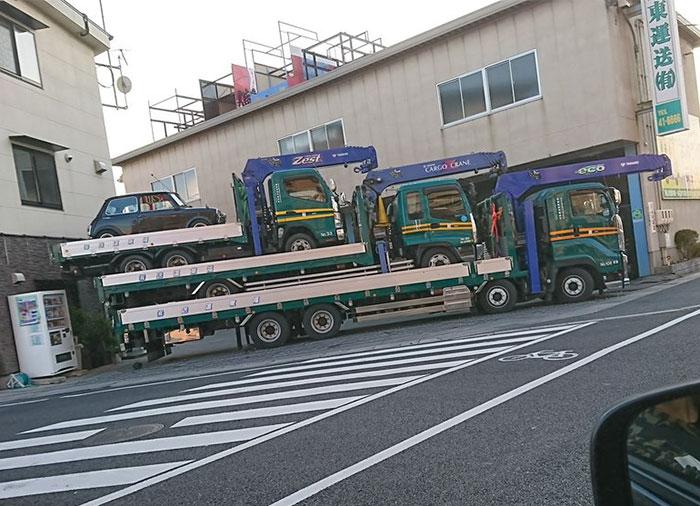 cosas que caben en otras camiones