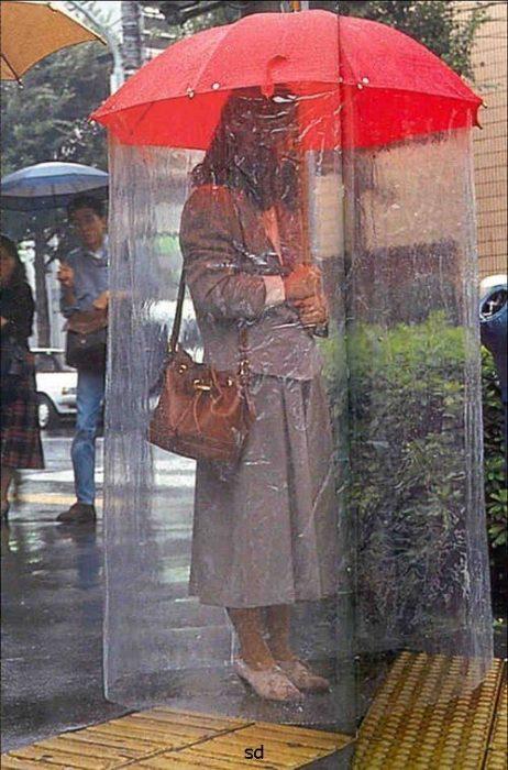 Inventos japón sombrilla