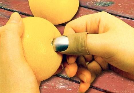 Inventos japón uña
