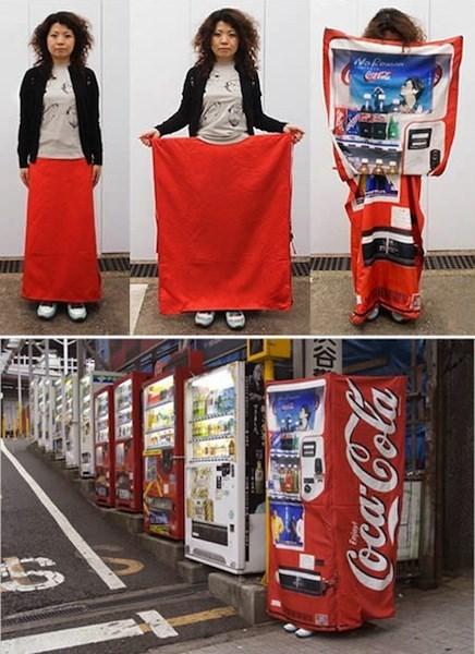 Inventos japón disfraz