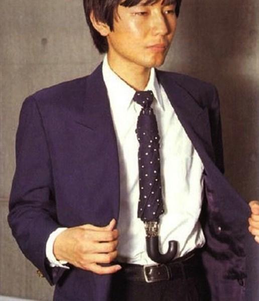 Inventos japón corbata