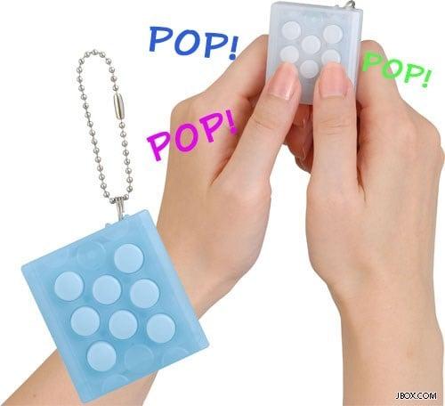 Inventos japón burbuja
