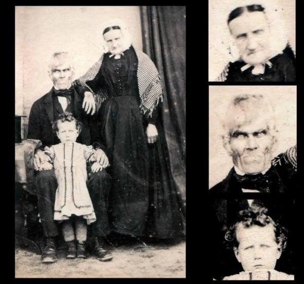 Fotos que dan pesadillas