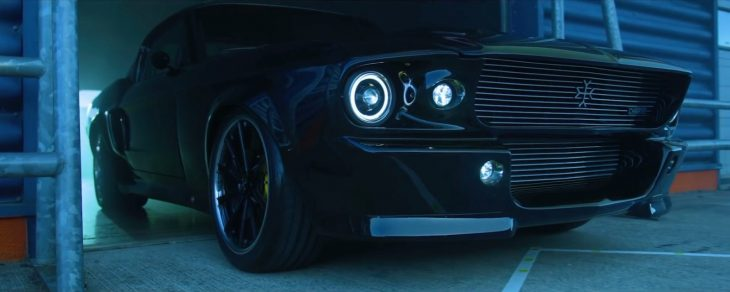 Mustang Charge