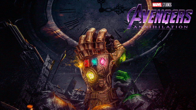 avengers infinity gaulet