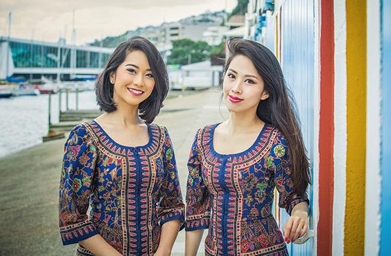 mujeres singapur