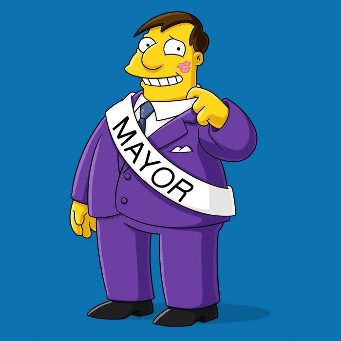 Alcalde Diamante