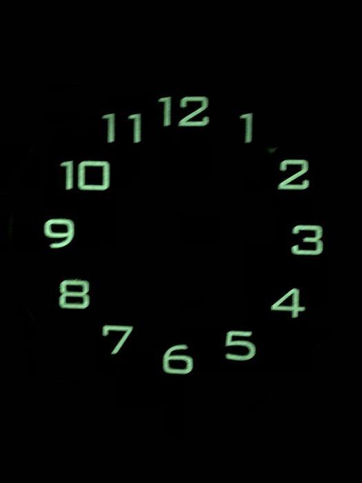 reloj sin manecillas