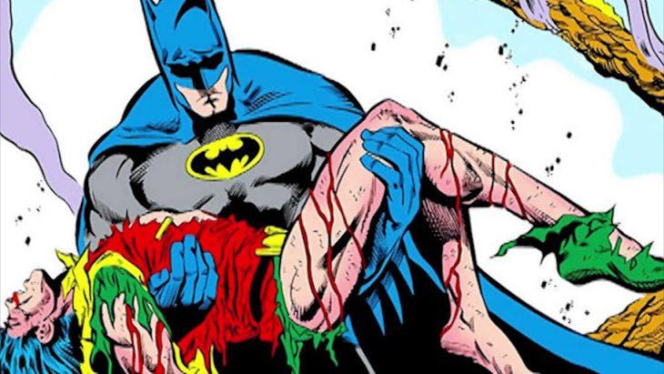Robin muerto