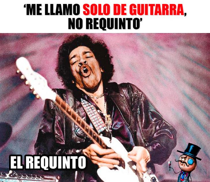 solo de guitarra meme