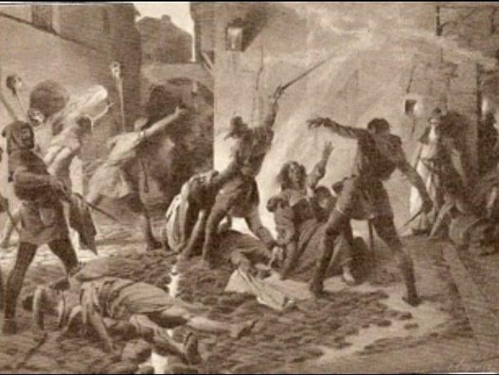 Persecución de judíos