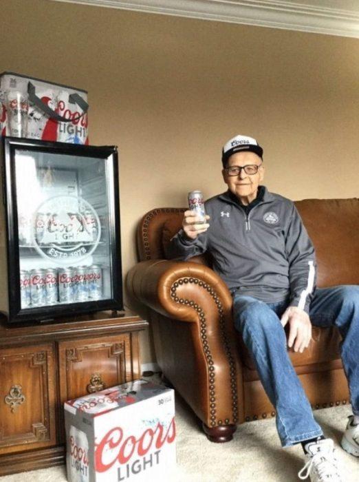 Veterano 101 años