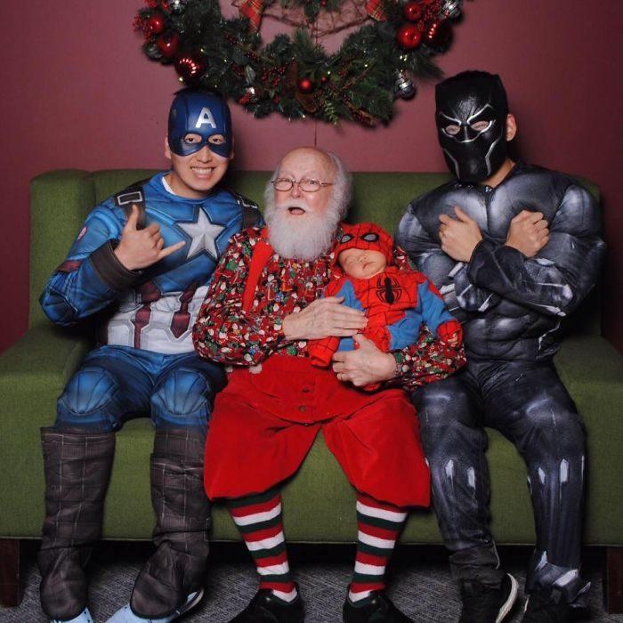 Fotos con Santa