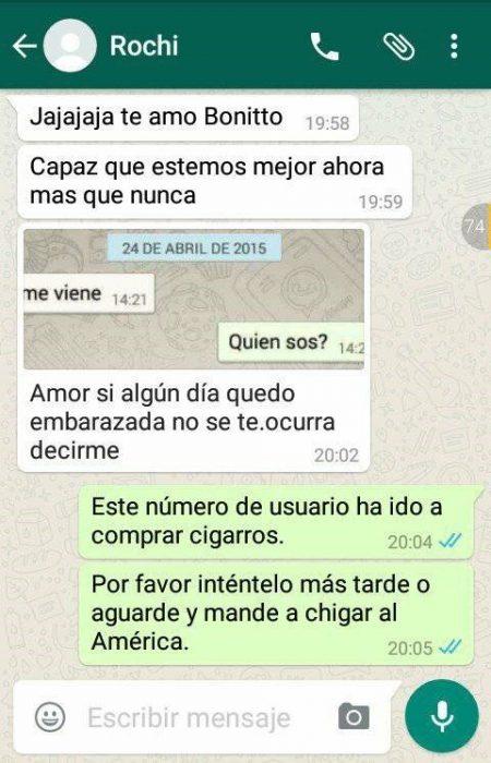 mensaje sad