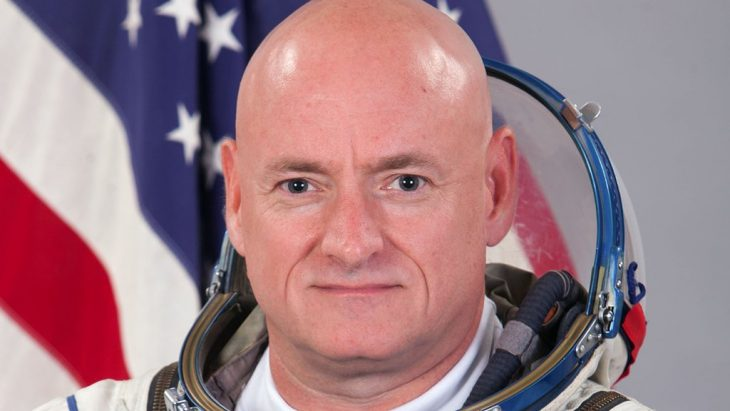scott kelly astronauta