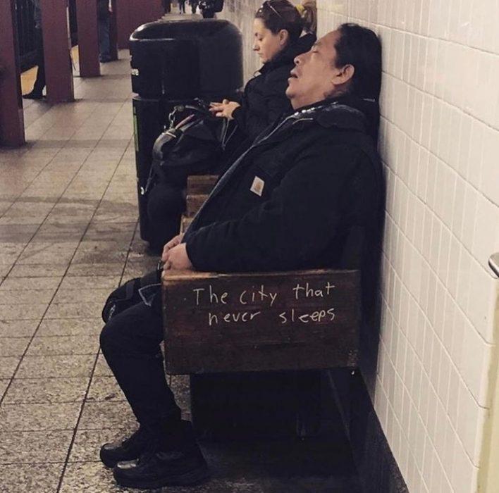 agentes del caos dormir