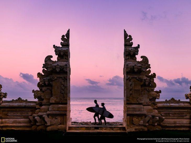 Surfistas En Bali, Carsten Schertzer
