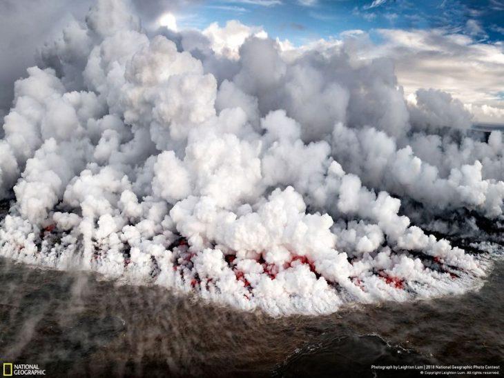 Tierra en fuego de Leighton Lum