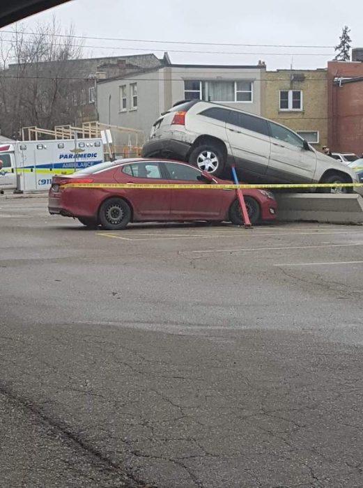 Peores conductores empalmados