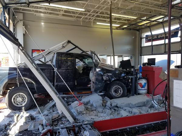 Peores conductores camioneta