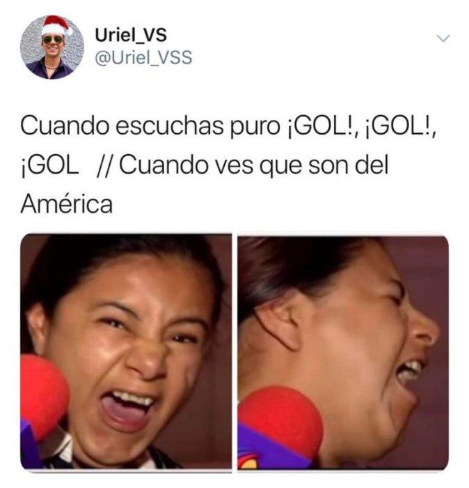 Memes por el 6-1 a Pumas
