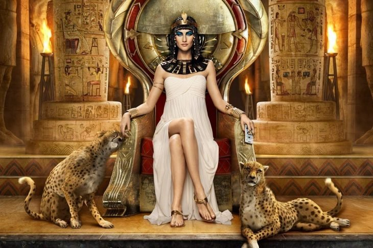 datos que no sabías cleopatra