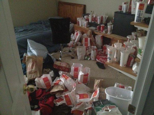 Roomies desastrozos
