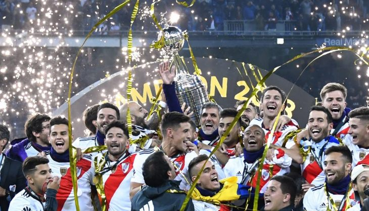 River campeón Libertadores 2018