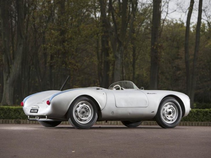 Porsche 1956 550 RS Spyder
