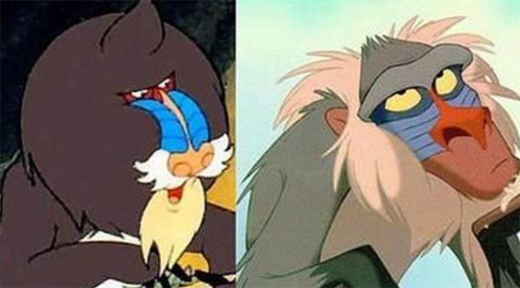 Kimba y Simba