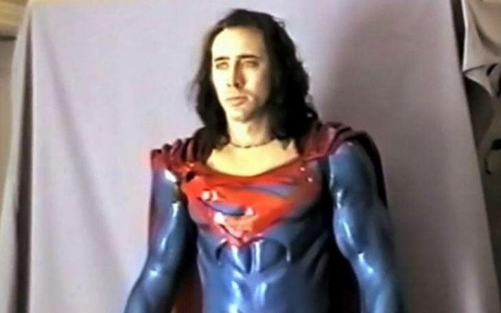 Nicholas Cage Superman
