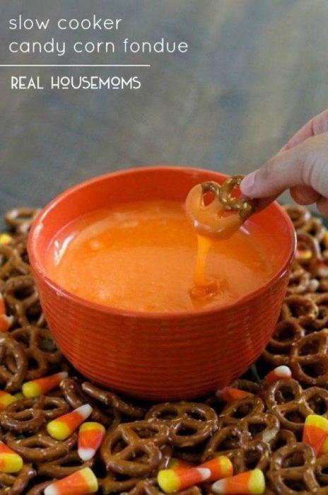 genios culinarios dulce pretzel